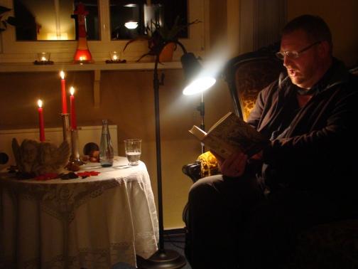 """01 """"Flavia de Luce – Mord im Gurkenbeet"""" von Alan Bradley """"Leser lesen für Leser"""" - Diakonische Stiftung Friedehorst, Bremen am 24.11.2011"""