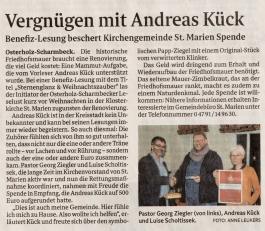 09d Quelle Osterholzer Kreisblatt vom 20. Januar 2019