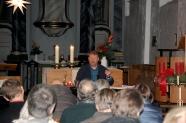 """14 """"Sternenglanz & Weihnachtszauber"""" – Weihnachtslesung in der Klosterkirche St. Marien, Osterholz-Scharmbeck am 22.12.2018"""