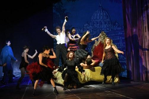 Stadttheater Bremerhaven - DER GRAF VON MONTE CHRISTO - Foto Heiko Sandelmann (4)