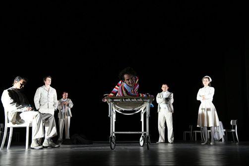 Stadttheater Bremerhaven - DIE BLECHTROMMEL - Foto Heiko Sandelmann (1)