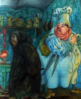 Allerleirauh - Brüder Grimm