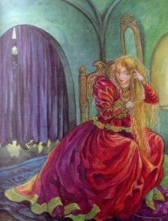 Das Mädchen und der Vampir - Bulgarisches Volksmärchen
