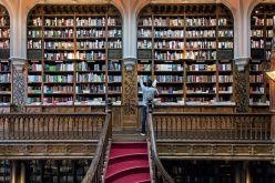 Foto Horst A. Friedrichs - Buchhandlungen. Eine Liebeserklärung - Livraria Lello, Porto