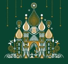 Der Nussknacker - Illustration von Sanna Annukka
