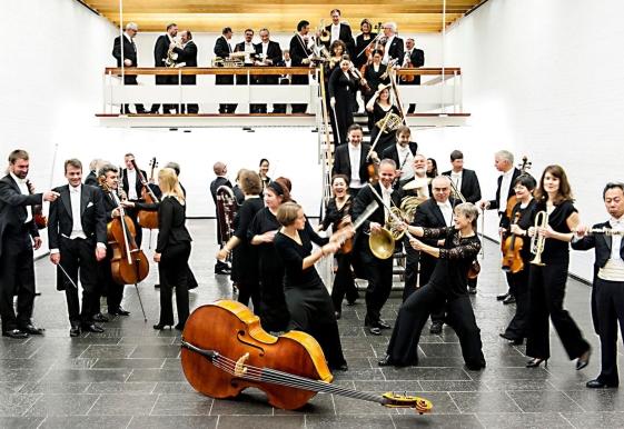 Philharmonisches Orchester Bremerhaven - Foto Manja Hermann