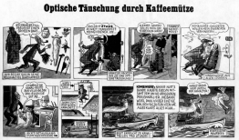 Nick Knatterton - Illustration Manfred Schmidt (2)