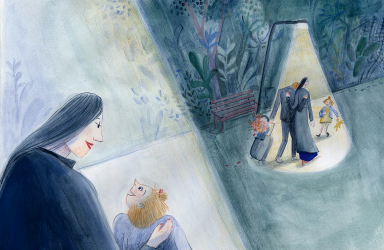 Die Tode meiner Mutter - Illustration Carla Haslbauer (5)