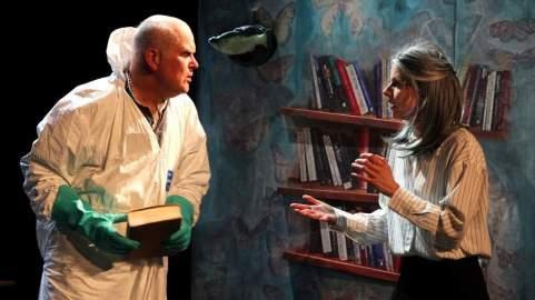 Der Tatortreiniger. bremer kriminal theater - Foto Claudia Hoppen (1)