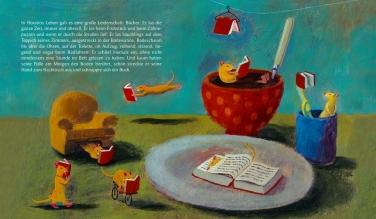 Hör auf zu lesen! - Illustration Sylvie Serprix - Text Claire Gratias (1)